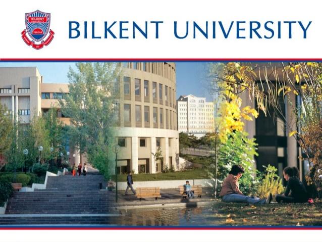 bilkent-university contact