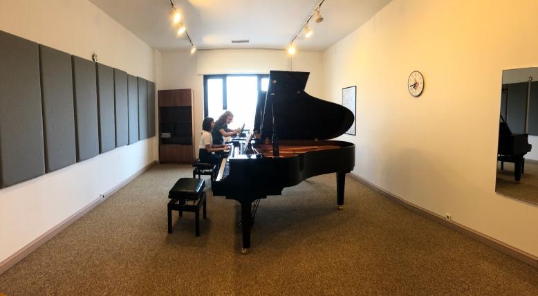 practice room 2